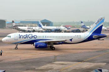 VT-IGV - IndiGo Airbus A320