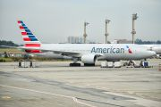 N786AN - American Airlines Boeing 777-200ER aircraft