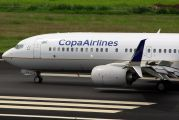 HP-1837CMP - Copa Airlines Boeing 737-800 aircraft