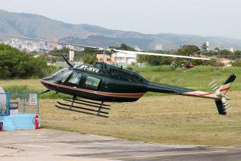 PT-HVU - Private Bell 206B Jetranger III