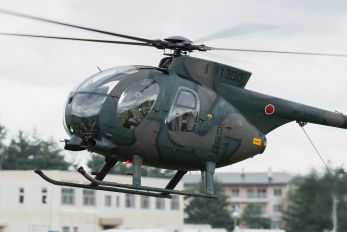 31300 - Japan - Ground Self Defense Force Kawasaki OH-6