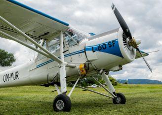 OM-MJR - Private Aero L-60S Brigadýr