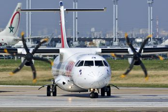 F-GVZM - Air France - Hop! ATR 72 (all models)