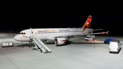 ES-SAL - SmartLynx Estonia Airbus A320