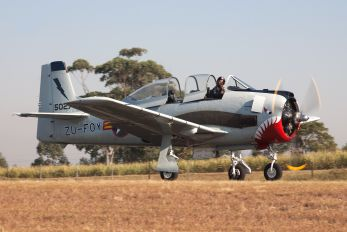 ZU-FOY - Private North American T-28D Trojan