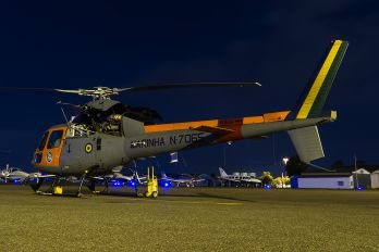 N-7065 - Brazil - Navy Eurocopter AS355 Ecureuil 2 / Squirrel 2