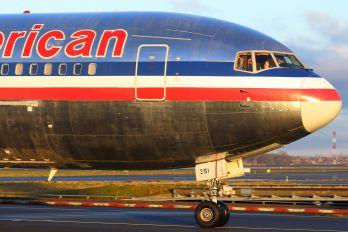 N361AA - American Airlines Boeing 767-300ER