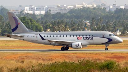 VT-LSR - Air Costa Embraer ERJ-170 (170-100)