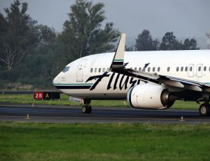 N403AS - Alaska Airlines Boeing 737-900ER