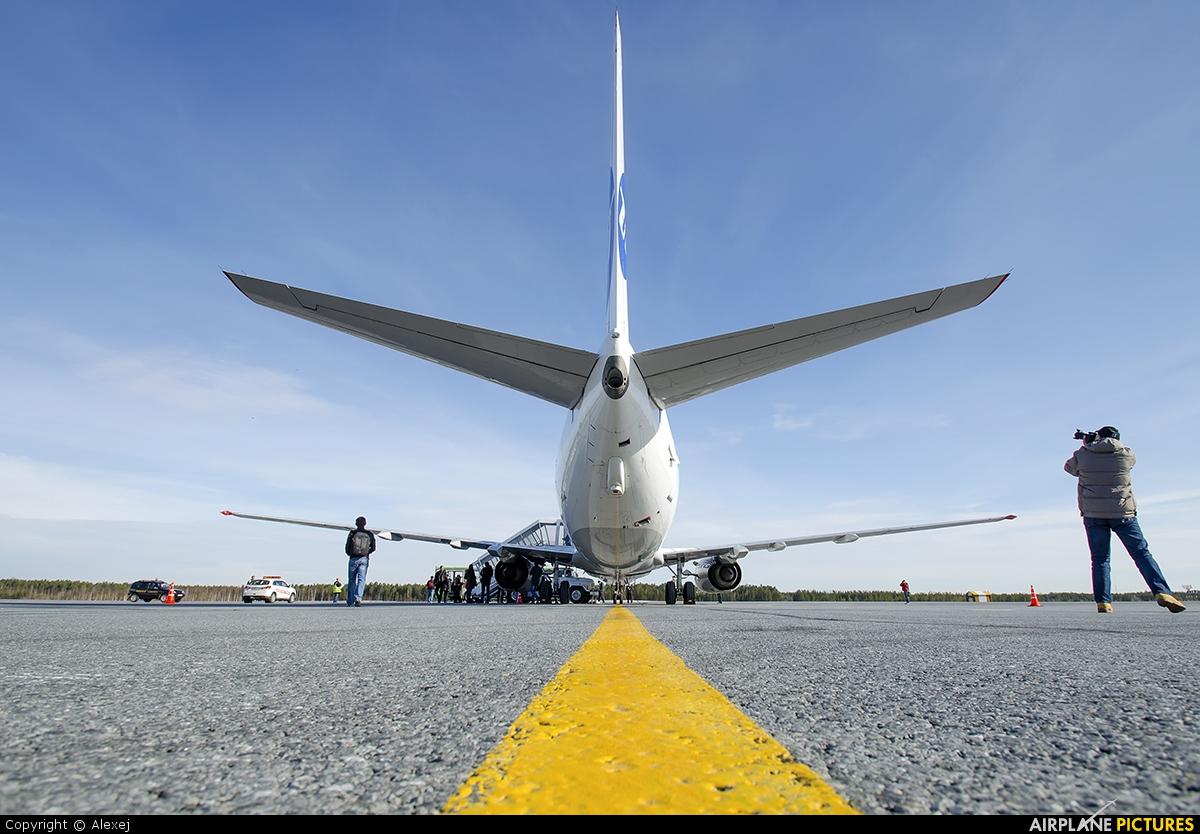 UTair VQ-BIC aircraft at Surgut