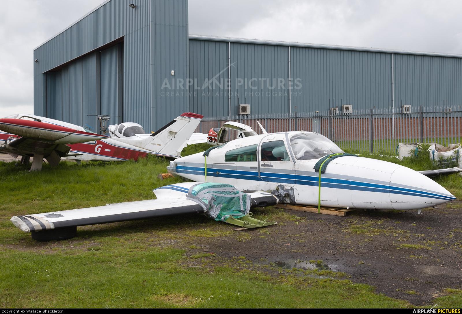 ACS Aviation G-FISH aircraft at Perth - Scone