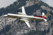 HB-IZP - Etihad Regional - Darwin Airlines SAAB 2000 aircraft