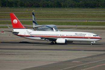 EI-IGN - Meridiana Boeing 737-800