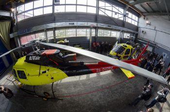 RA-04054 - UTair Eurocopter AS350 Ecureuil / Squirrel