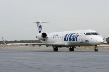 VQ-BGW - UTair Canadair CL-600 CRJ-200