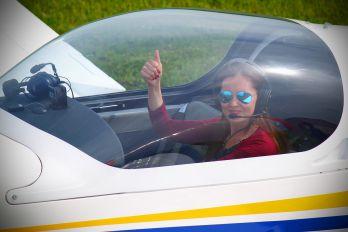 RA-0171A - - Aviation Glamour - Aviation Glamour - People, Pilot