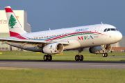 OD-MRL - MEA - Middle East Airlines Airbus A320 aircraft