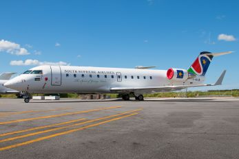 F-GRJR - Air France - Brit Air Canadair CL-600 CRJ-100