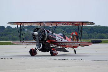 N32KP - John Klatt Airshows Waco Classic Aircraft Corp Taperwing