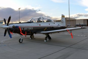 07-3874 - USA - Air Force Hawker Beechcraft T-6A Texan II