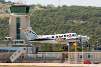 EC-ILE - INAER Beechcraft 200 King Air