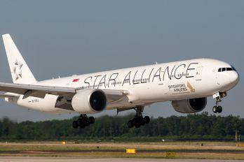 9V-SWJ - Singapore Airlines Boeing 777-300ER