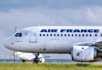 F-GFKA - Air France Airbus A320