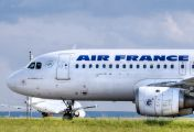 F-GFKA - Air France Airbus A320 aircraft