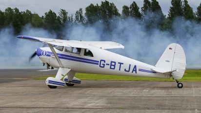 G-BTJA - Private Luscombe 8E Silvaire Deluxe