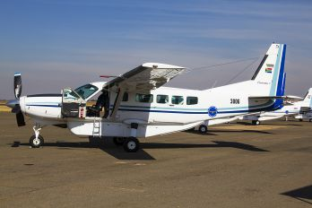 3006 - South Africa - Air Force Cessna 208 Caravan