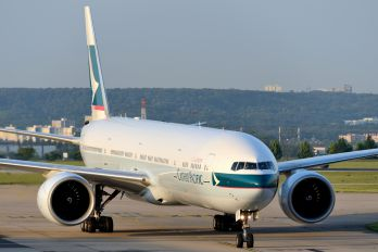 B-KPF - Cathay Pacific Boeing 777-300ER