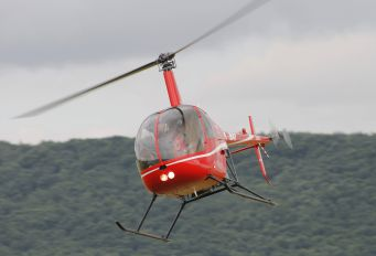 OK-MAY - NISA Air Robinson R22