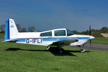 G-IFLI - Private Gulfstream American AA-5A Cheetah