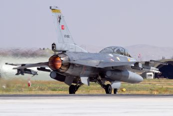 87-0002 - Turkey - Air Force General Dynamics F-16D Fighting Falcon