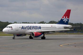 YU-APF - Air Serbia Airbus A319