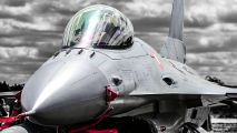 E-191 - Denmark - Air Force General Dynamics F-16A Fighting Falcon aircraft