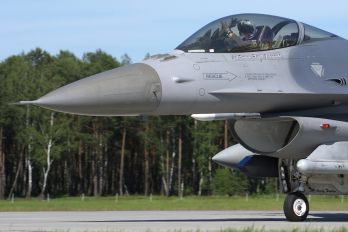 91-0342 - USA - Air Force General Dynamics F-16CJ Fighting Falcon