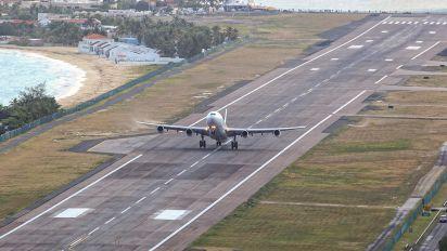 F-GLZK - Air France Airbus A340-300