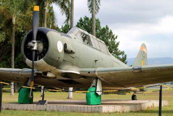 - - Brazil - Air Force North American Harvard/Texan (AT-6, 16, SNJ series)