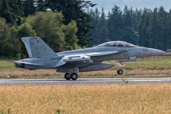 168373 - USA - Navy Boeing EA-18G Growler