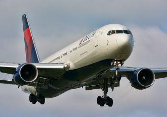 N1200K - Delta Air Lines Boeing 767-300ER