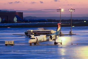 LX-LGD - Luxair de Havilland Canada DHC-8-400Q / Bombardier Q400