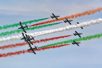 "MM54475 - Italy - Air Force ""Frecce Tricolori"" Aermacchi MB-339-A/PAN"
