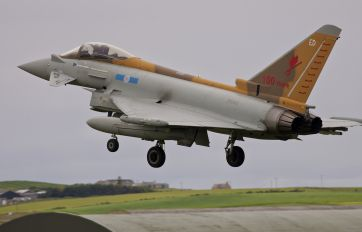 ZK342 - Royal Air Force Eurofighter Typhoon FGR.4
