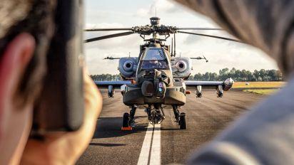 AH-64D - Netherlands - Air Force Boeing AH-64D Apache