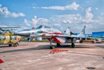 21 - Russia - Air Force Mikoyan-Gurevich MiG-29SMT
