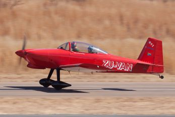 ZU-VAN - Private Vans RV-8