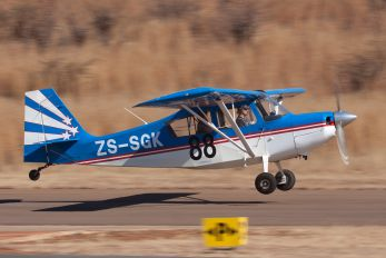 ZS-SGK - Private Bellanca 8KCAB Decathlon