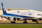 JA784A - ANA - All Nippon Airways Boeing 777-300ER aircraft