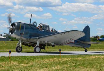 NL82GA - American Airpower Heritage Museum (CAF) Douglas SBD-5 Dauntless